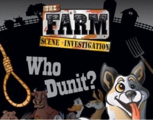 farm scene investigation